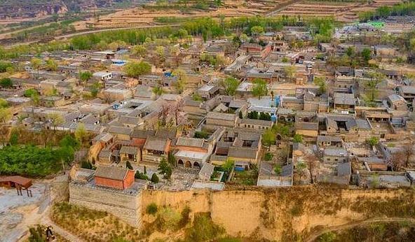 简单介绍下山西张壁村古堡历史传承(来历)——古建筑之美赏析