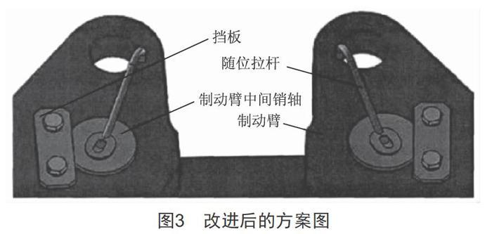 基于TRIZ理论优化塔式起重机制动器,减少左右夹钳的位移