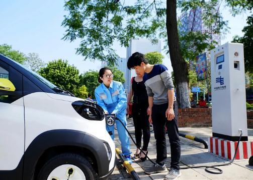 """柳州新能源汽车产业发展后劲的持续增强,能源综合利用助力打造""""十分钟充电圈"""""""