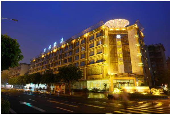 成都两年开业中高端酒店100家,它为何能成为中国酒店第一城?
