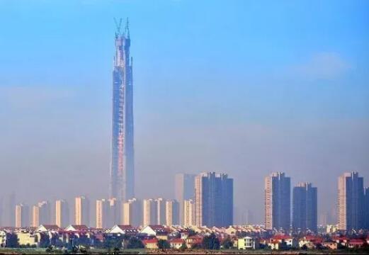 耗资600亿建了13年:596.5米高的天津117大厦成最高烂尾楼,带给我们什么警示