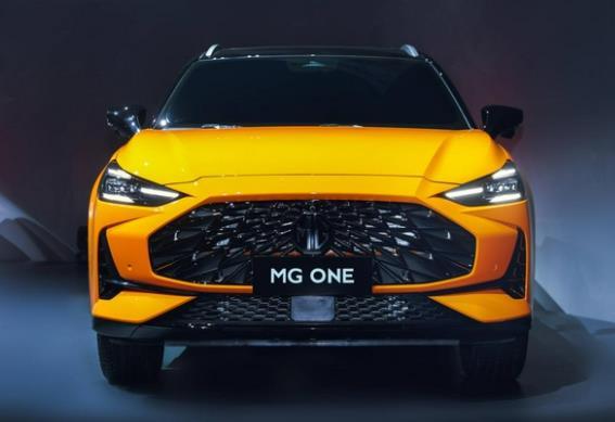 上汽MG高层专访:开创新品类破局存量市场,MG ONE要出彩