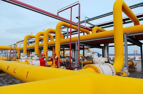 """节能降碳为天然气注入新动力,未来天然气将要迎来""""爆发""""?"""