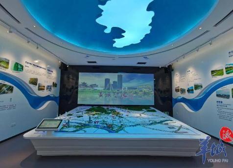 """广州国际生物岛水滴公园——国内首个全地埋式再生水厂""""变身记"""""""
