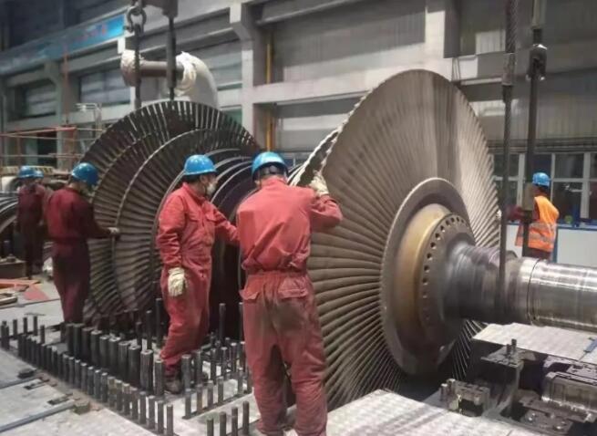 电力系统如何应对调峰压力?华北电网火电机组20%深度调峰初见成效
