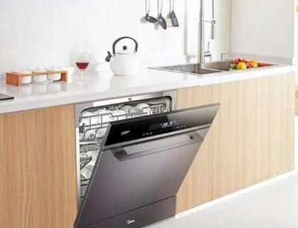 洗碗机市场规模将突破百亿,手动洗碗和洗碗机哪个废水
