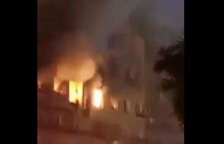 大連一住戶家中爆燃致8死5傷,系液化氣罐泄露所致