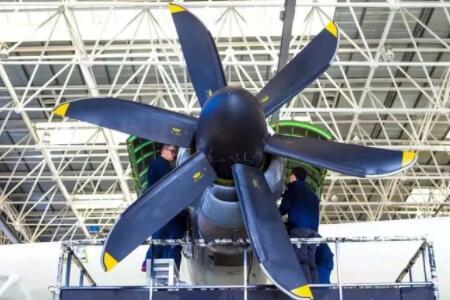 我国自研复合材料螺旋桨首次获批,在中国螺旋桨发展史上具有重大里程碑意义