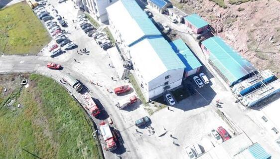 青海柴达尔煤矿8·14冒顶事故19名被困人员全部遇难!沉痛!