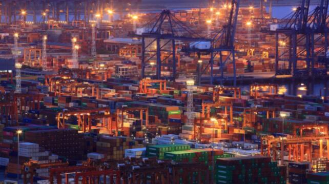 全球运力供需失衡,集装箱运价暴涨