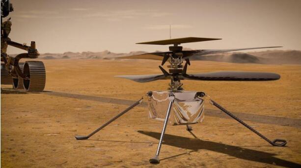 我国自己的火星无人机长什么样?
