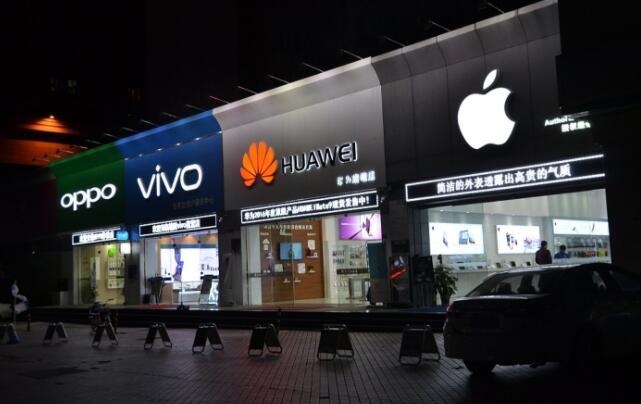 """中国手机""""抢食""""俄语市场,智能手机行业的内卷"""