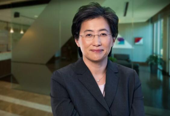 """首位女性!51歲AMD華裔掌門蘇姿豐拿下""""半導體諾貝爾獎"""""""