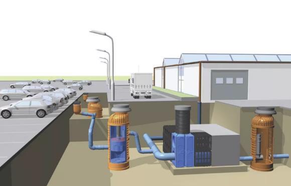 地表径流污染引起重视,源头进行雨水处理的方式有助于径流污染控制