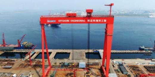 获得一致好评的起重机乃中国制造,原来中国工程还有不少黑科技呢