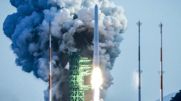 韩国自研运载火箭首次试射失败原因分析