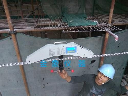 绳索张力检测仪 幕墙拉索拉力检测仪 幕墙拉索张力仪