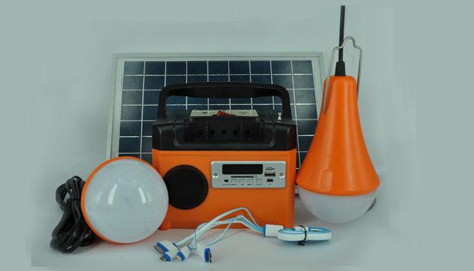 厂家直销奥林斯科技(OLYS)太阳能便携式小系统,多功能便携式照明产品