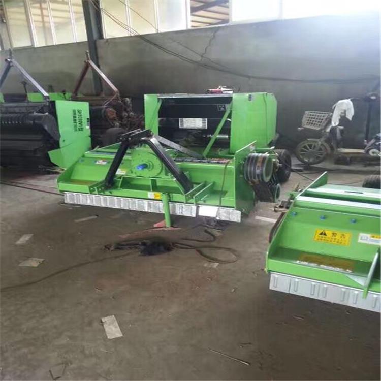 全自动打捆机 苞米杆黄储打包机 环保机械