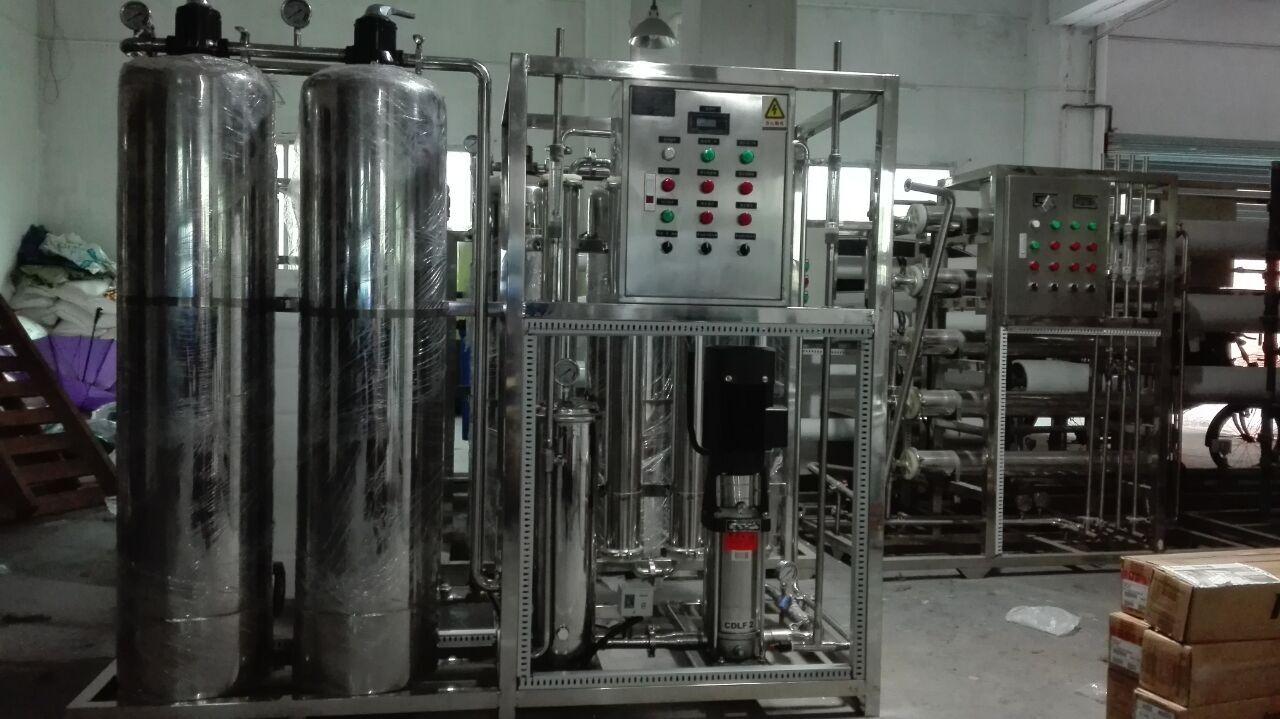 海德能液体净化 不锈钢精密过滤器