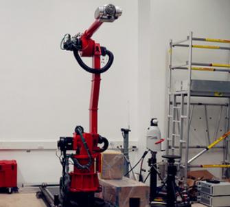 轨迹测量机器人系统集成