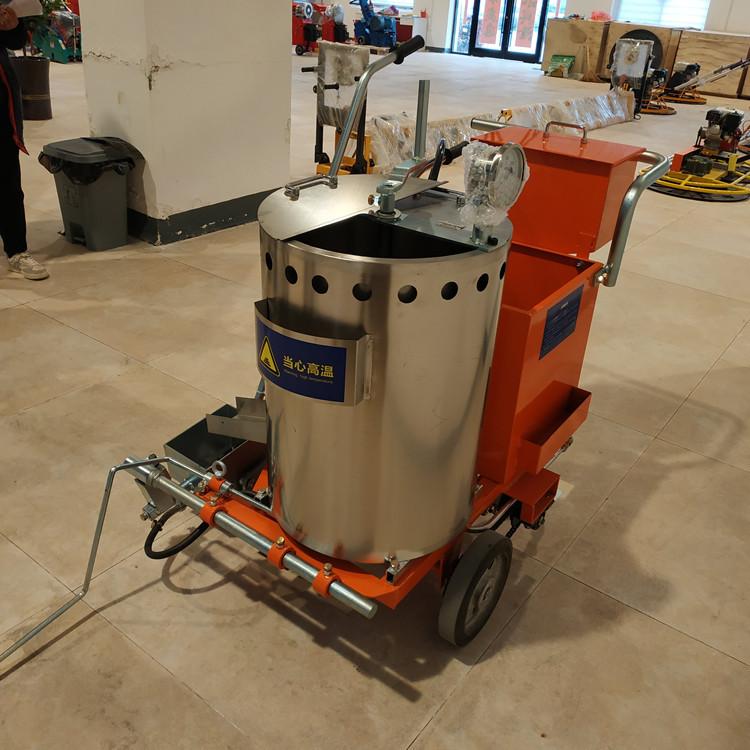 热熔划线一体机 不锈钢场区热熔划线机 操作简单