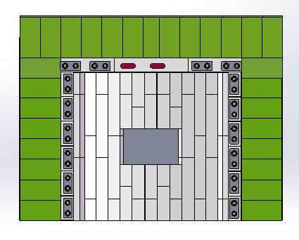 電熔坩堝窯設計與制造