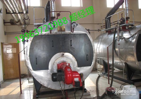 2吨工业锅炉清洗