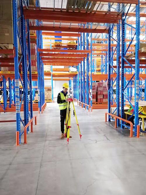廣西貨架安全檢測機構-專業貨架驗收找安普-權威高效
