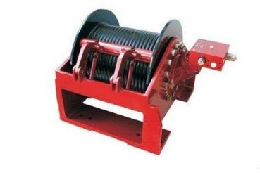 自动液压卷扬机的作用及构造