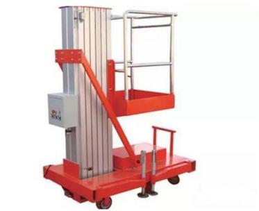 安全型升降机实施方案