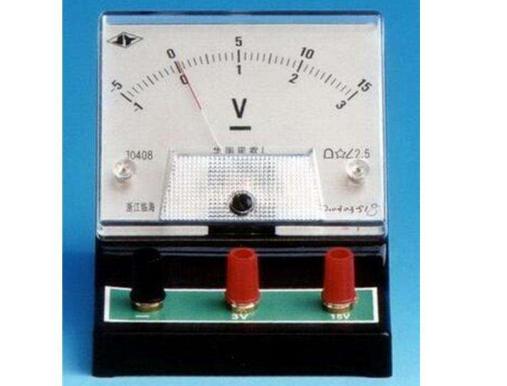 电压表的分类