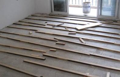 地板基层施工方案