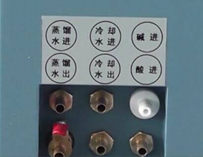 自动凯氏定氮仪的安装说明