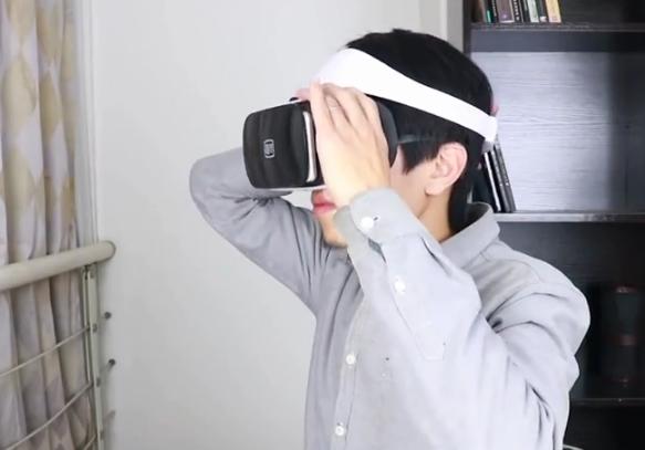 爱奇艺VR眼镜小阅悦PRO上手体验