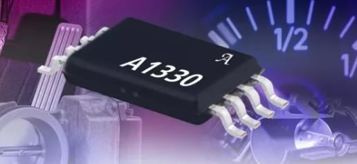 Allegro再推全新0°至360°角度传感器IC