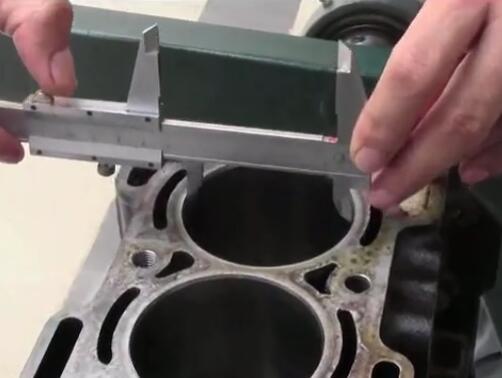 气缸磨损测量