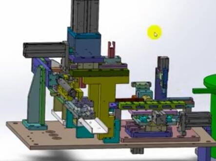 solidworks机械设计——气缸选型