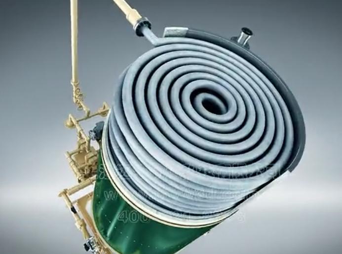 盘管式直流锅炉产品介绍-克雷登(KLD)