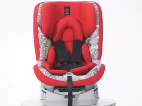 Ganen感恩儿童安全座椅L50普罗米官方安装视频教程