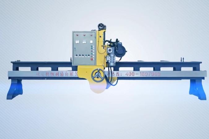 气动型自动磨边机产品介绍-众立机械