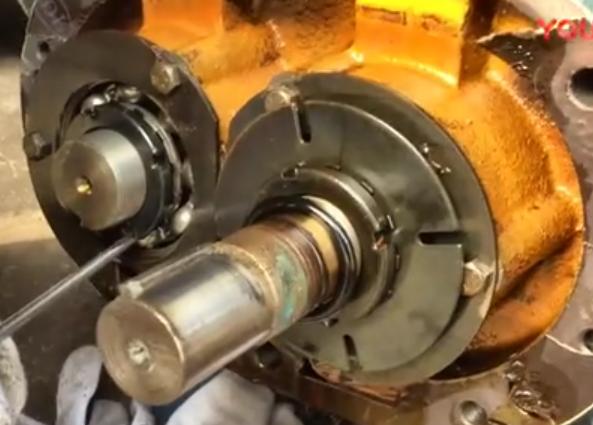 上海瑞柘高清完整罗茨鼓风机拆卸视频