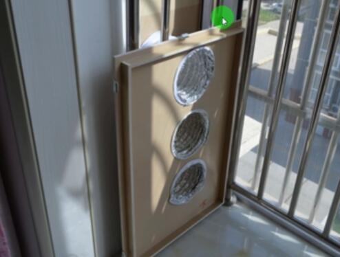 外循环新风系统空气净化器安装视频