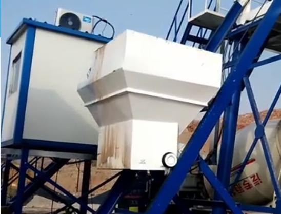 混凝土是怎样生产出来的-混凝土搅拌站生产过程
