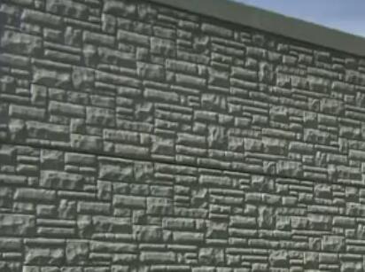 声屏障墙是怎么加工的