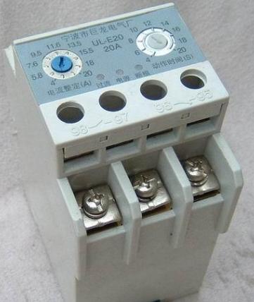电机保护器操作指南与故障分析排除