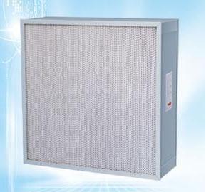空气过滤器的主要类型及作用