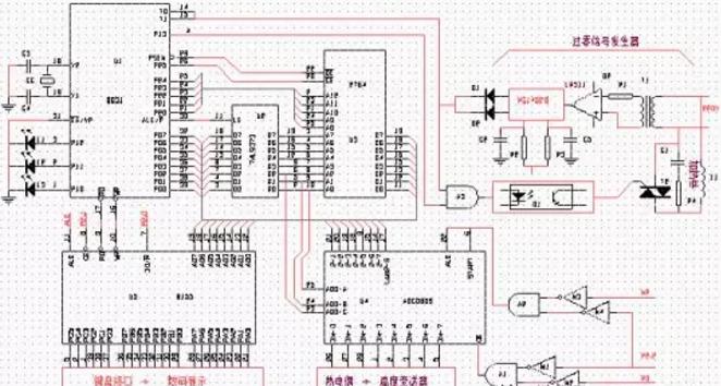 MCS-51单片机温度控制系统的设计