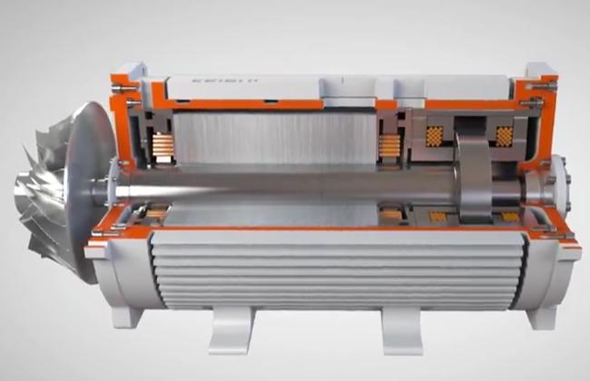 ZEITLOS磁悬浮高速永磁同步电机