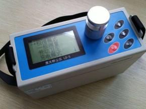 激光粉尘仪的技术特点及适用范围